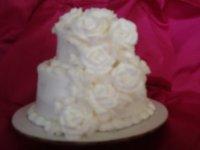 White on White (w/ rose fall)