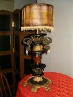 Shade-y  Lamp