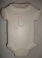 Newborn Shirt Cake