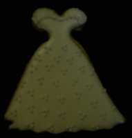 Gown Cookie 6