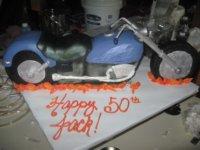 Jack's 50th