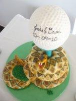 Snake w/ Golf Ball